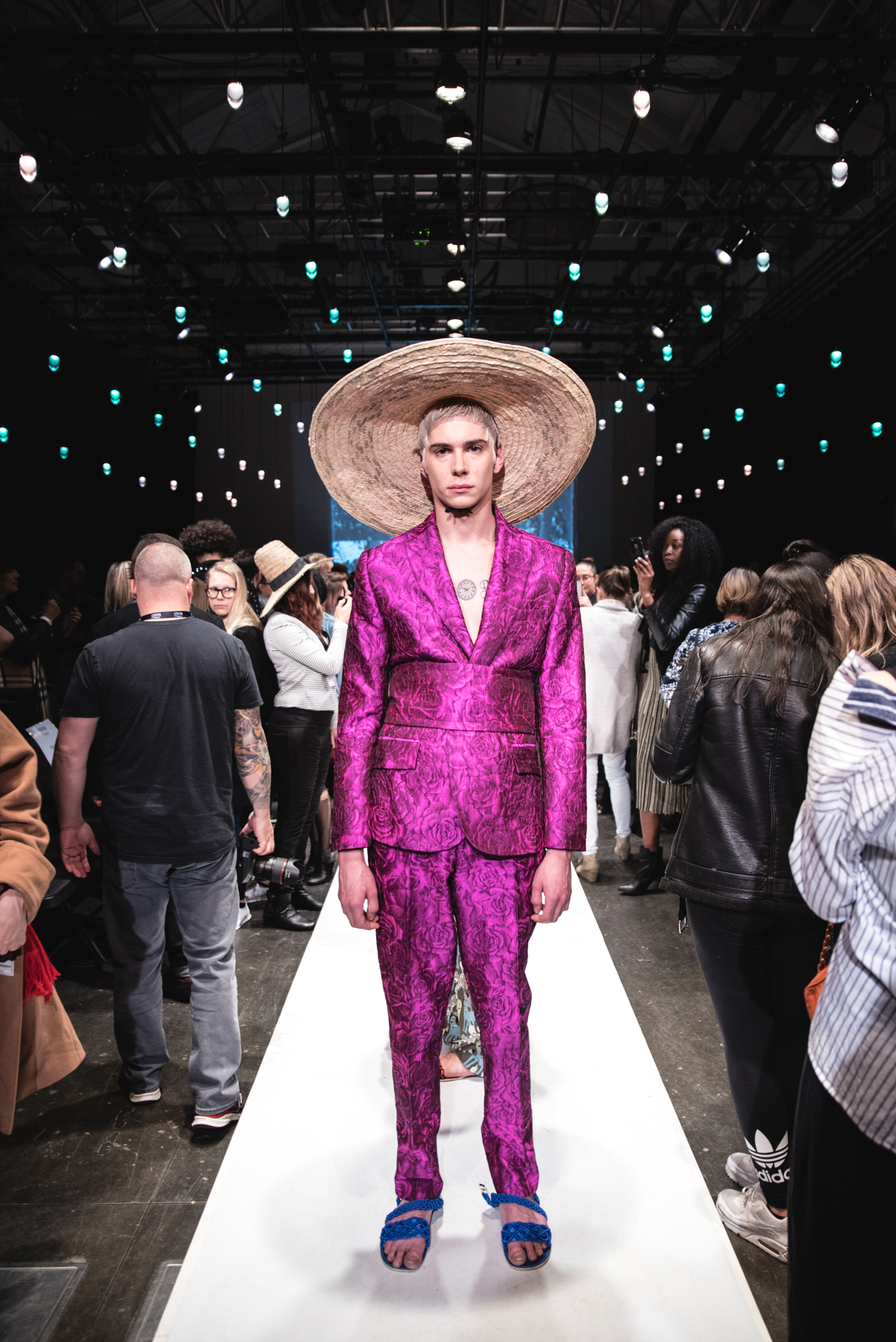 Montreal Fashion Preview, 2017