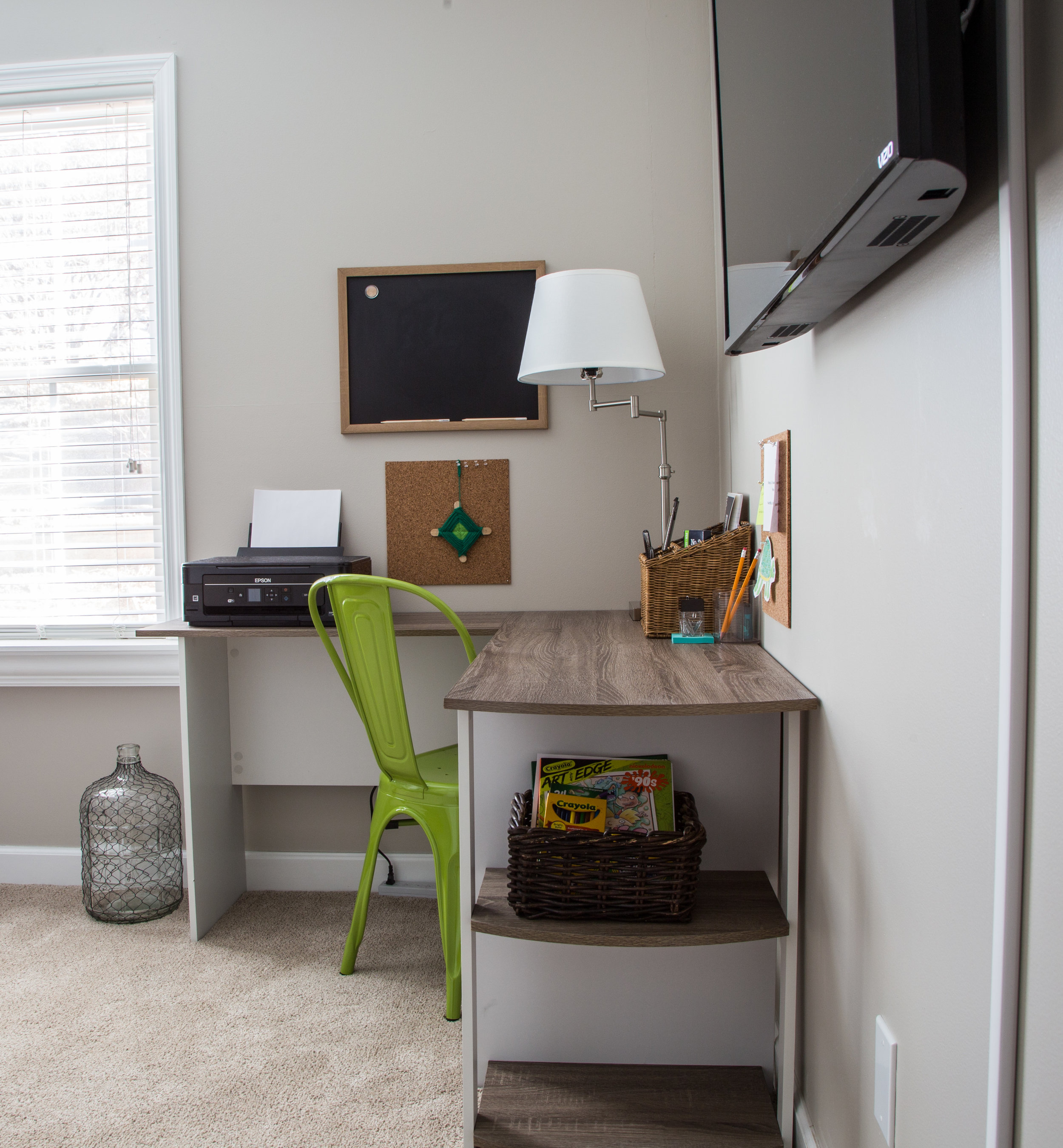 Complete office workspace for all your business needs.