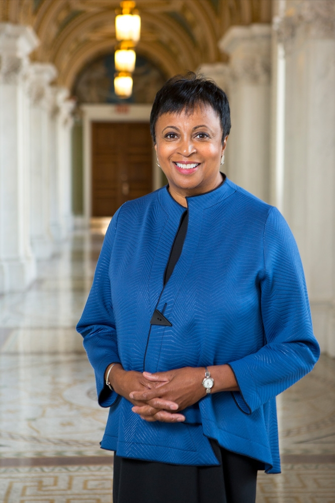- Carla Hayden was sworn in as the 14th Librarian of Congress on September 14, 2016. Nominated by President Barack Obama, Dr. Hayden was the first woman and the first African American to lead the national library.