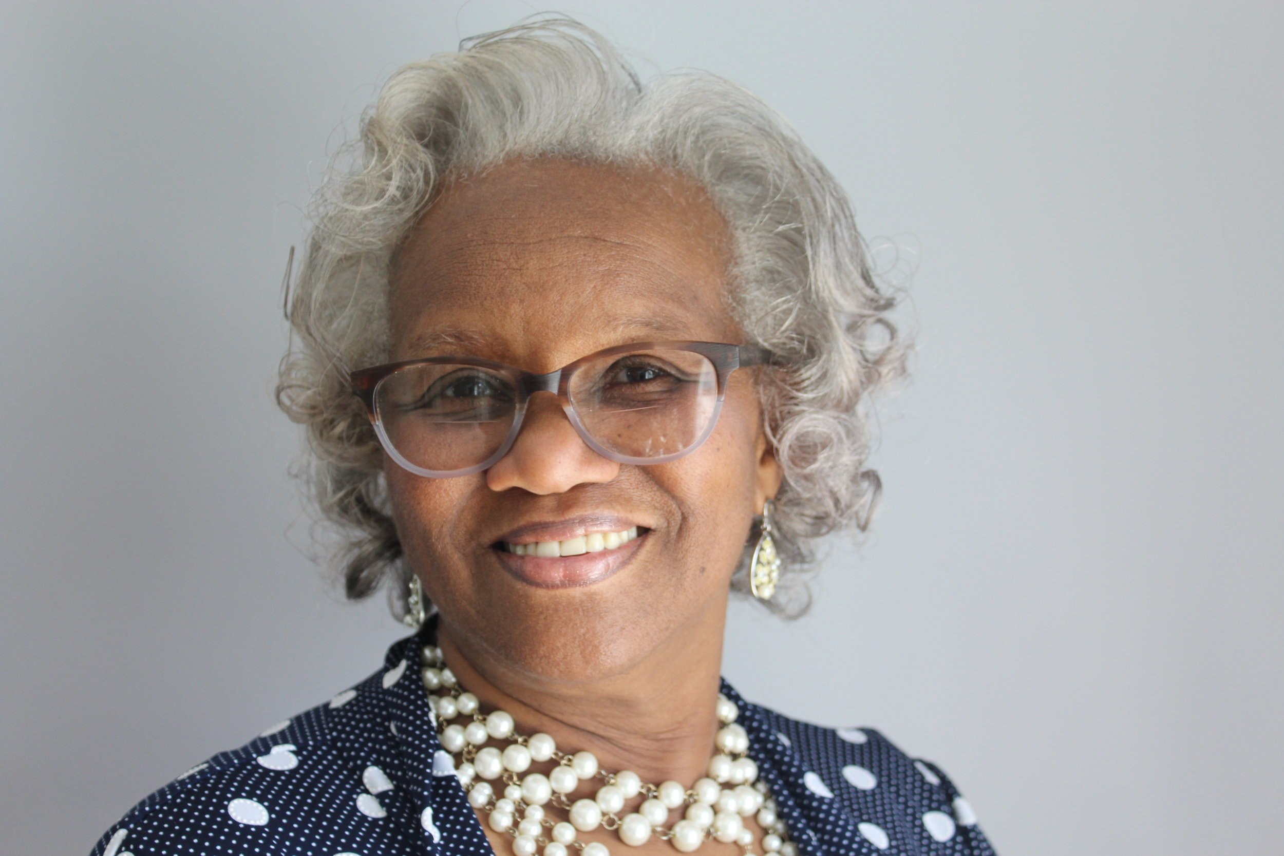 Frances F. Morant, Executive Assistant