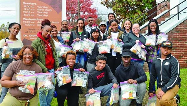 Feed the Less Fortunate Group