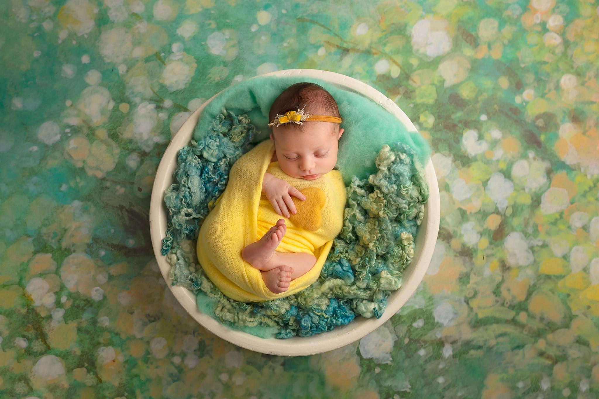 Newborn photography in Leeds, Yorkshire