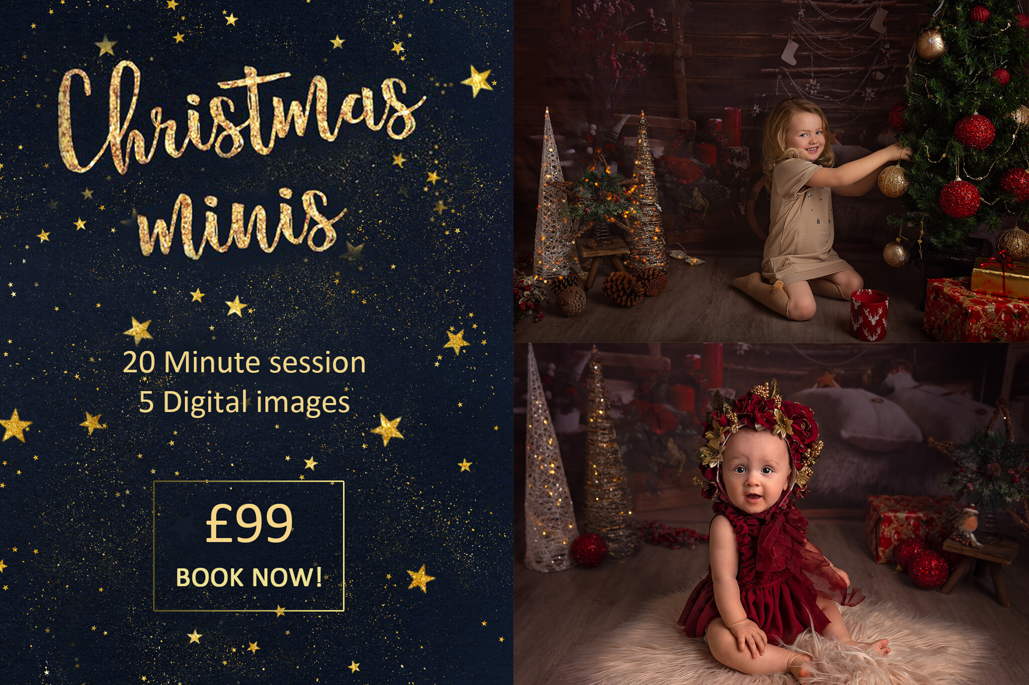 Leeds Christmas Mini Sessions 2019