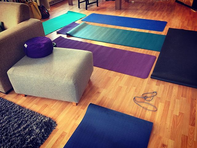 Testing yogamats today #yoga #mindfulness #coaching #yournextchapter