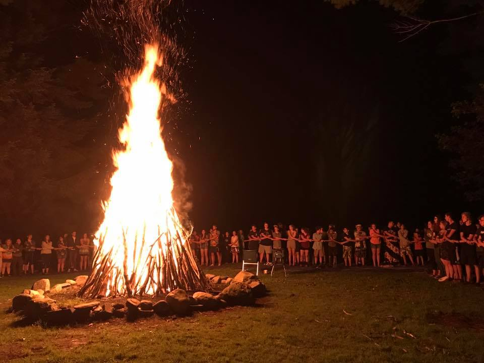 Our final week is a week of celebration, Luau lunch, and our traditional fire bringer event. This event dates back to the beginning of our camp. Week seven always brings magic, unforgettable memories and never it disappoints!