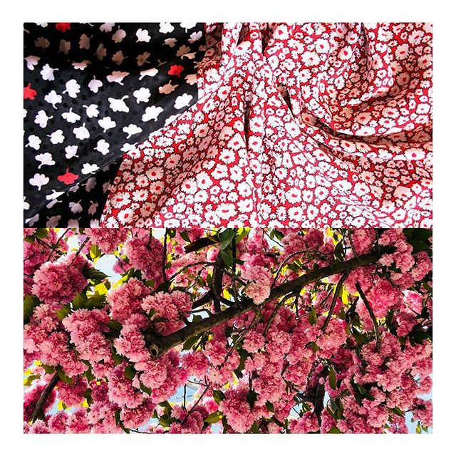 🌸 New Spring florals and brights available soon! 🌸 . . . #grouphug #grouphugcollective #sustainablefashion #sustainability #repurposed #reused #recycled #upcycling #vintage #print #floral #floralprint #springflorals #pink #philly #fashion #phillyfashion