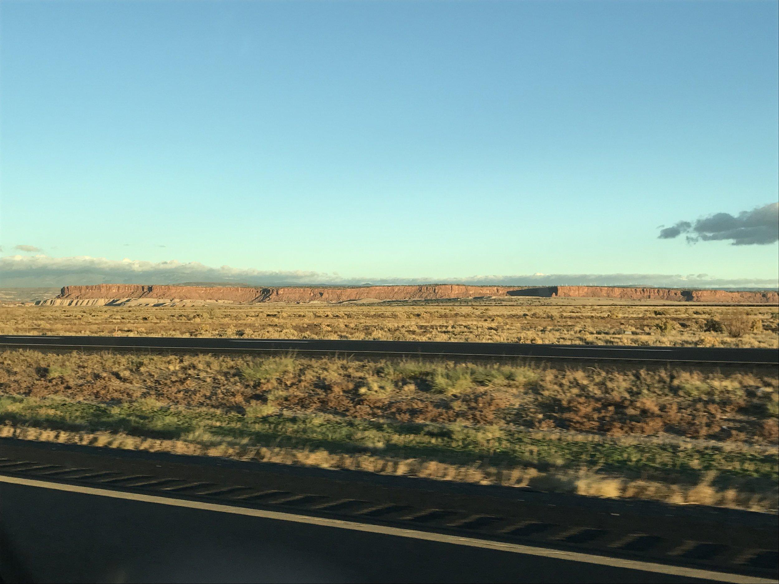 New Mexico Mesas