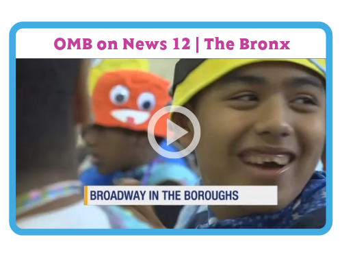 Link to Only Make Believe on News 12 The Bronx segment
