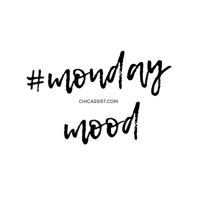 Happy Monday Friends!⠀⠀⠀⠀⠀⠀⠀⠀⠀ ⠀⠀⠀⠀⠀⠀⠀⠀⠀ We are so excited for this week!⠀⠀⠀⠀⠀⠀⠀⠀⠀ ⠀⠀⠀⠀⠀⠀⠀⠀⠀ What is your Monday mood? Are you excited for the week ahead or just want to hit the snooze button?⠀⠀⠀⠀⠀⠀⠀⠀⠀ *****⠀⠀⠀⠀⠀⠀⠀⠀⠀ #chicassist #lifeofanentrepreneur #strategist⠀⠀⠀⠀⠀⠀⠀⠀⠀ #instagramforbusiness #businessstrategist⠀⠀⠀⠀⠀⠀⠀⠀⠀ #smallbusinessmarketing #digitalmarketingtips⠀⠀⠀⠀⠀⠀⠀⠀⠀ #babesinbusiness #entrepreneursupport #communications⠀⠀⠀⠀⠀⠀⠀⠀⠀ #marketingcommunications #businessgrowth⠀⠀⠀⠀⠀⠀⠀⠀⠀ #businessmanagement #buildyourbiz #businesssystems #digitalmarketingconsultant #cultivatewhatmatters #brandingandmarketing #womenonamission #savvybusinesschick #growyourbusiness #goaldiggers #goalslayer #buildingmybrand #pinteresting #getthingsdone⠀⠀⠀⠀⠀⠀⠀⠀⠀ #timemanagement #virtualassistantservices #virtualassistants #mondayood