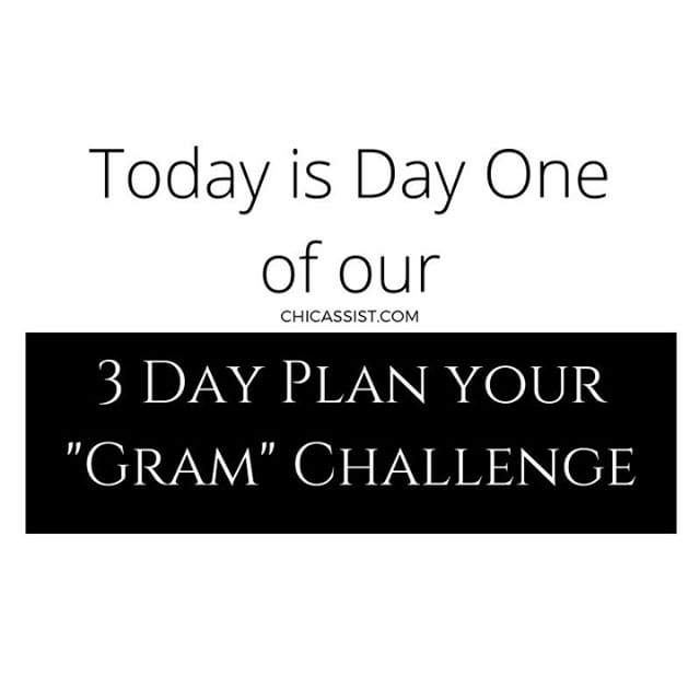 "It's Monday & we are SO EXCITED!! ⠀⠀⠀⠀⠀⠀⠀⠀⠀ ⠀⠀⠀⠀⠀⠀⠀⠀⠀ Today starts our 3 Day Plan Your ""Gram"" Challenge inside our Facebook group!⠀⠀⠀⠀⠀⠀⠀⠀⠀ ⠀⠀⠀⠀⠀⠀⠀⠀⠀ We are PUMPED to share how to build an Instagram Strategy for your biz, plan out content and schedule it all! This is a strategy that you can use over & over again!⠀⠀⠀⠀⠀⠀⠀⠀⠀ ⠀⠀⠀⠀⠀⠀⠀⠀⠀ If you weren't able to sign up don't worry we will be hosting this AGAIN in the coming months so stay tuned!!!⠀⠀⠀⠀⠀⠀⠀⠀⠀ *****⠀⠀⠀⠀⠀⠀⠀⠀⠀ #chicassist #planyourgramchallenge #chicyourbiz #lifeofanentrepreneur #moneymakingmaven⠀⠀⠀⠀⠀⠀⠀⠀⠀ #babesinbusiness #womenonamission #savvybusinesschick #growyourbusiness #socialmediaconsultant #instagramtips #digitalmarketingtips #smallbusinessmarketing #bosschic #buildyourtribe #brandstrategist #brandstrategy #productlaunch #businessmanagement ⠀⠀⠀⠀⠀⠀⠀⠀⠀ #businessstrategist #funnels #emailmarketingstrategy #productlaunch #marketingtools #pinterestmarketing #socialmediaguru #socialmediasuccess #creativebizbabes  #pursueyourpassion #calledtobecreative"