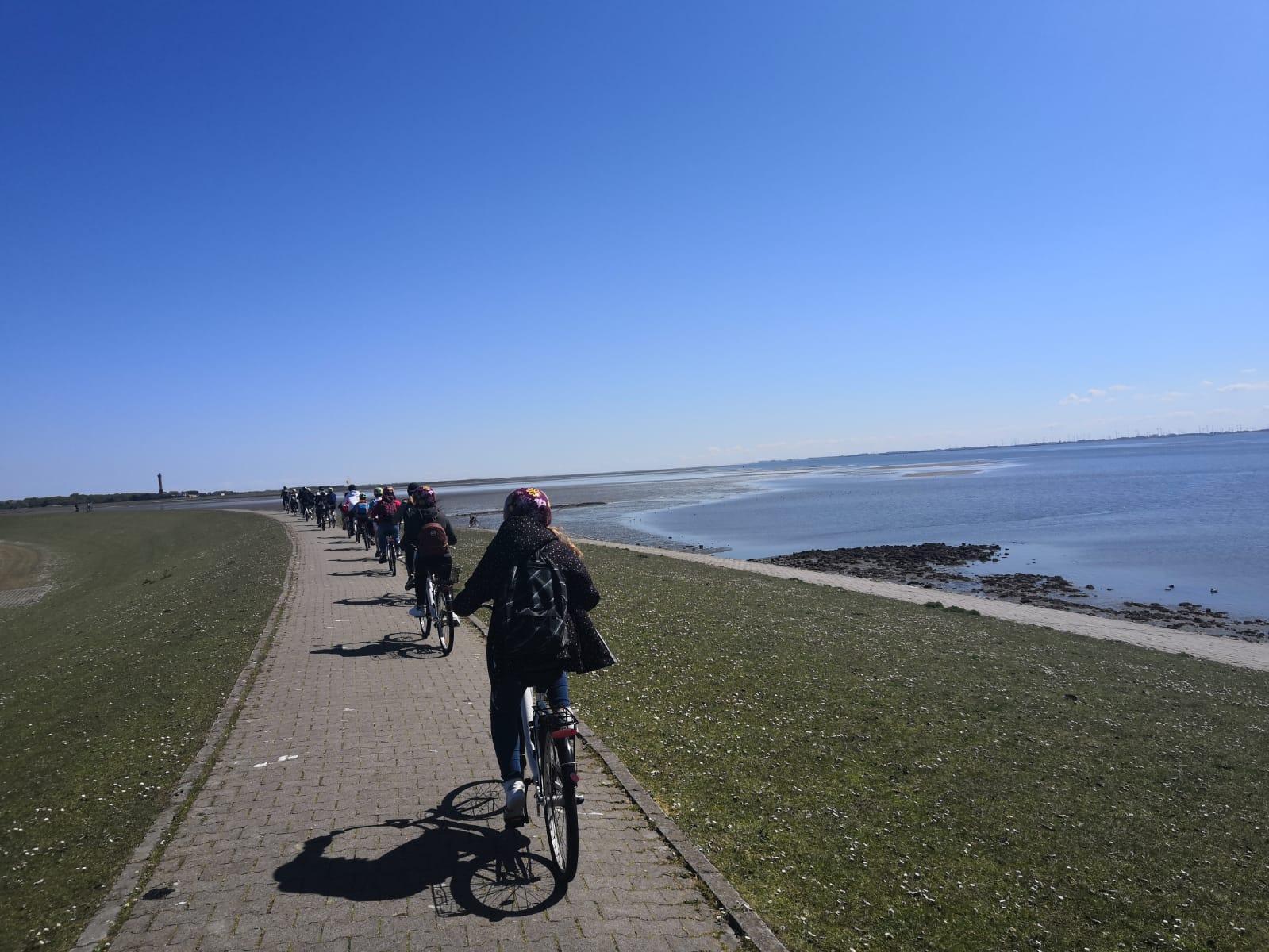 Fahrradtour zum Leuchtturm