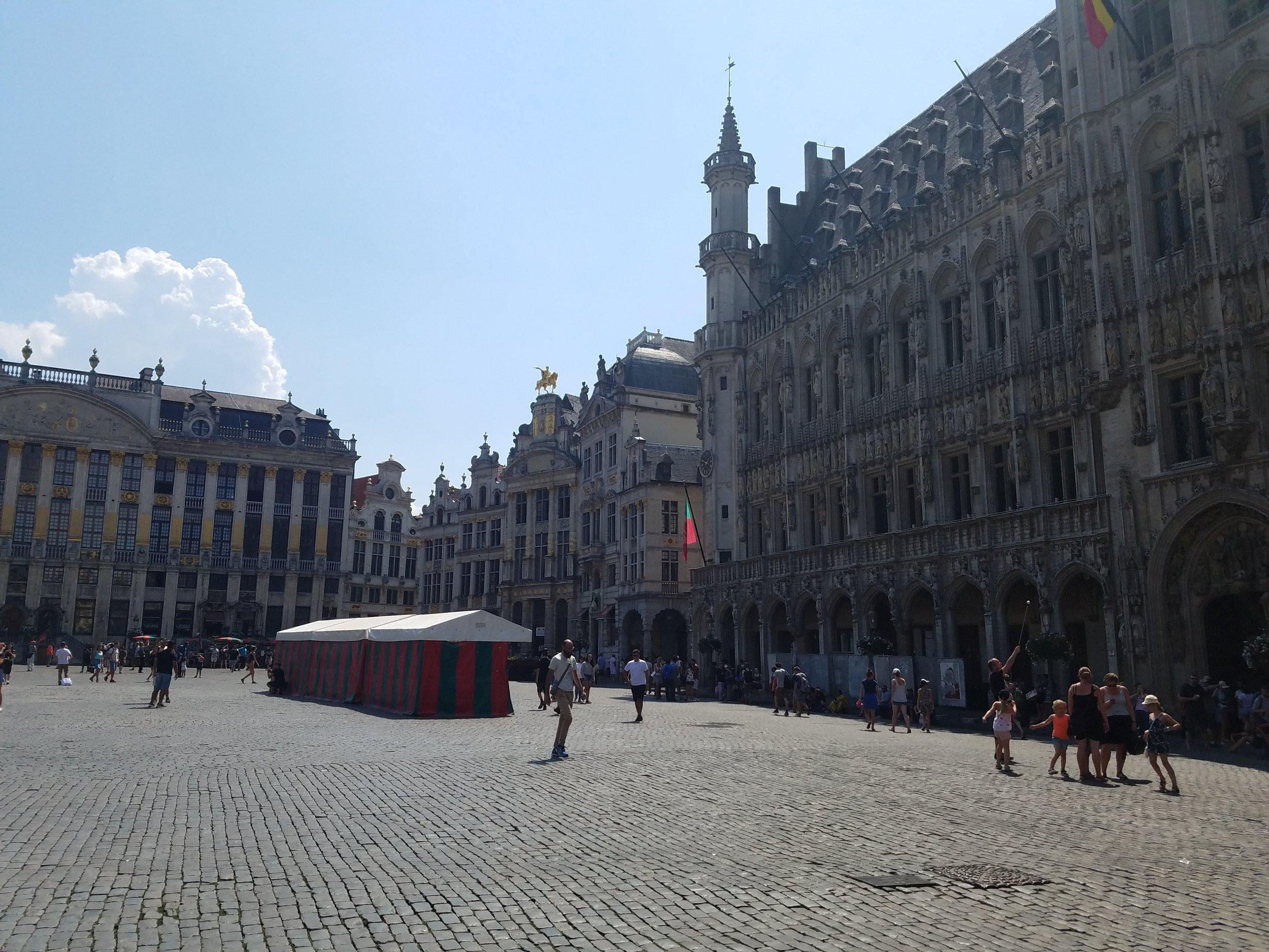 Grote Markt (dutch name) aka