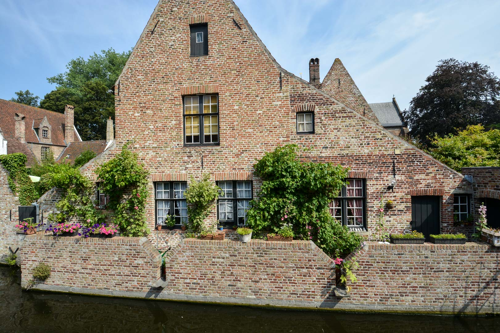 A house in the beguinage