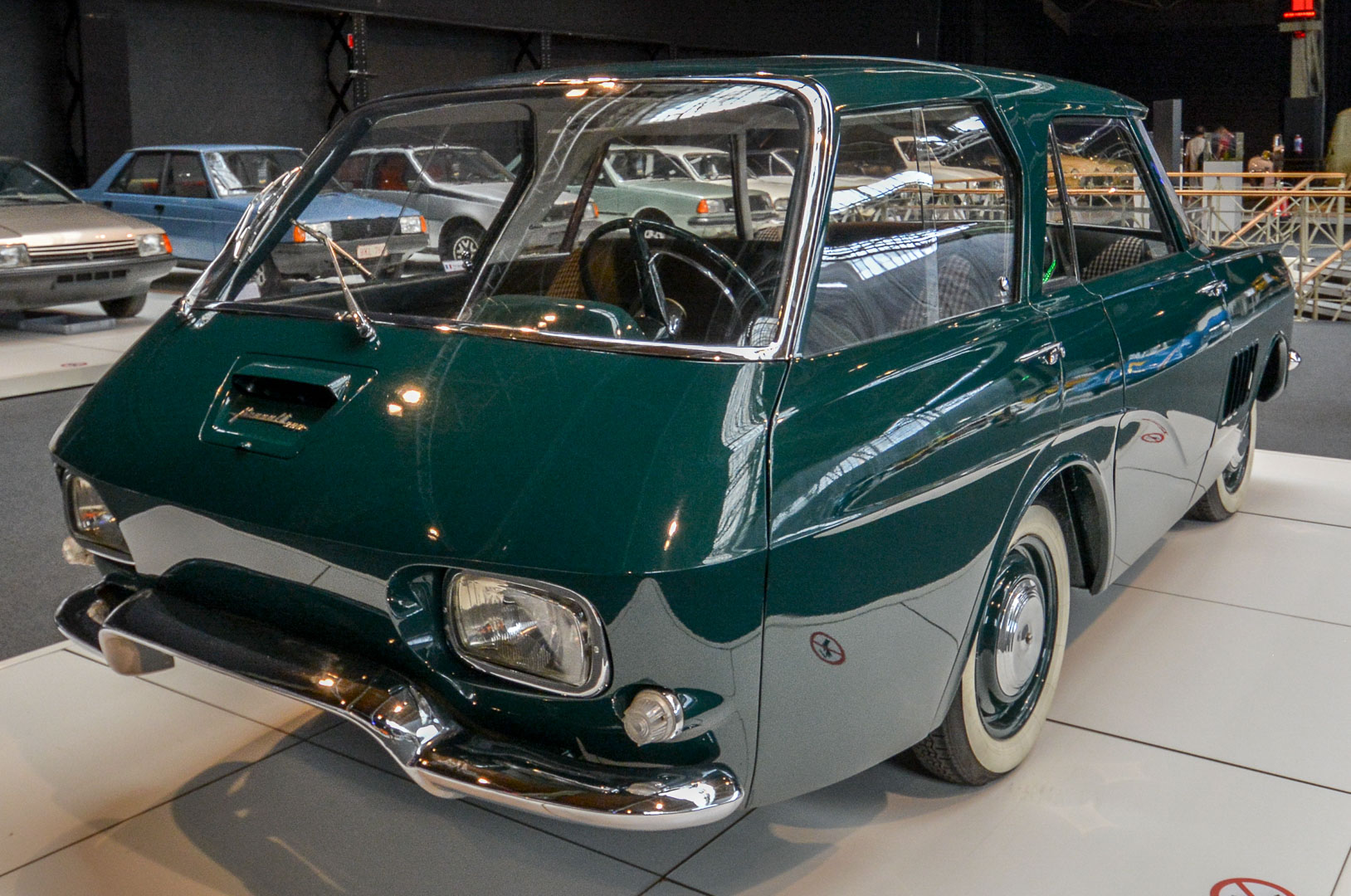 1959 Renault Project 900 (French)