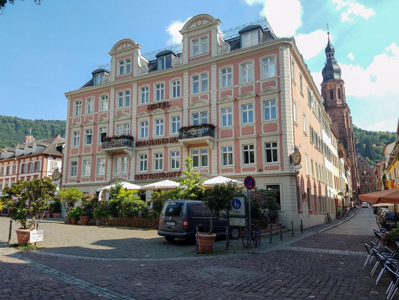 Historic Hollander Hotel