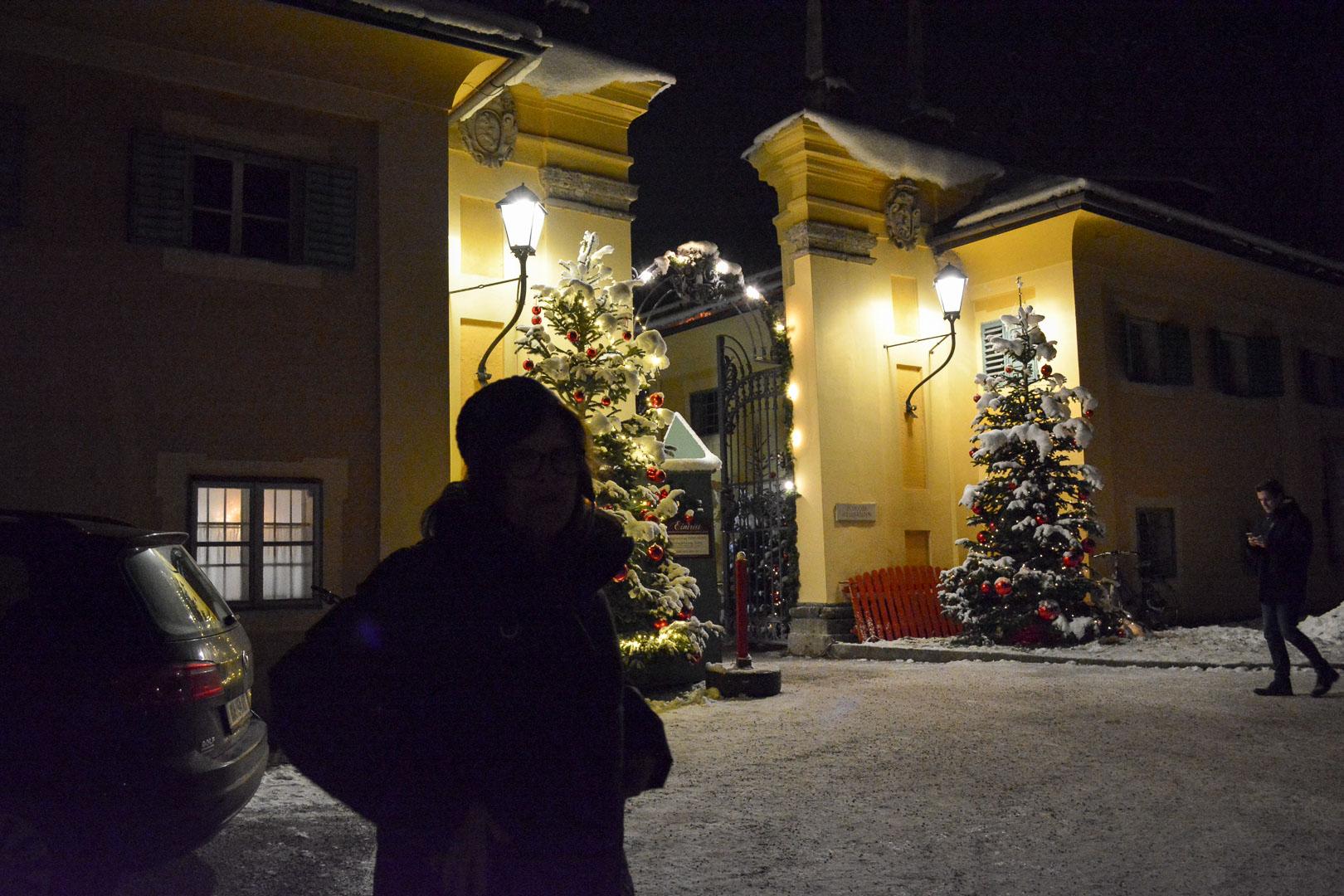 Back to Hellbrunn for their Christmas Market