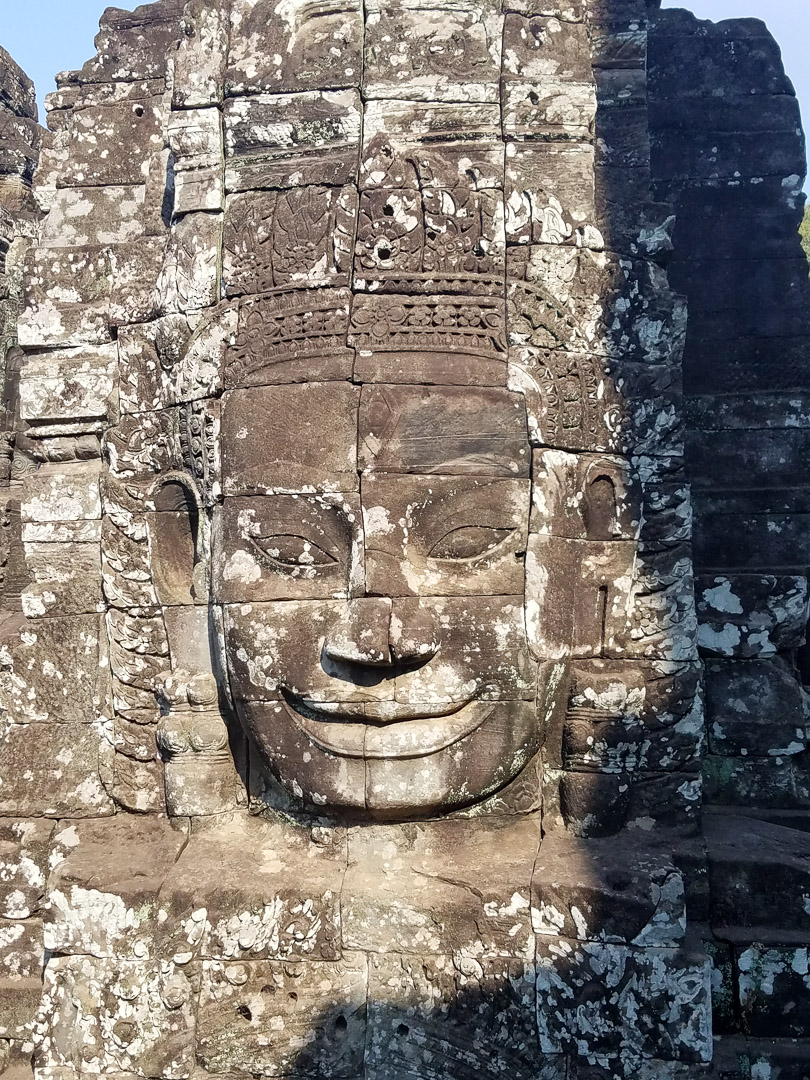All from Bayon Temple