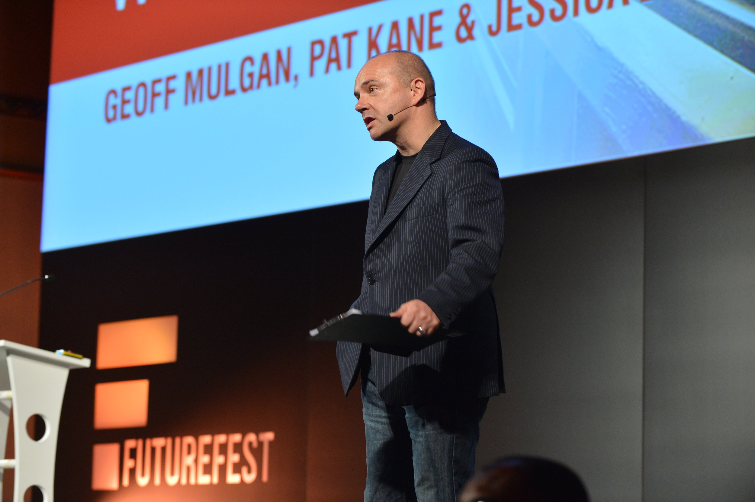 FUTUREFEST: FOUNDING/LEAD CURATOR