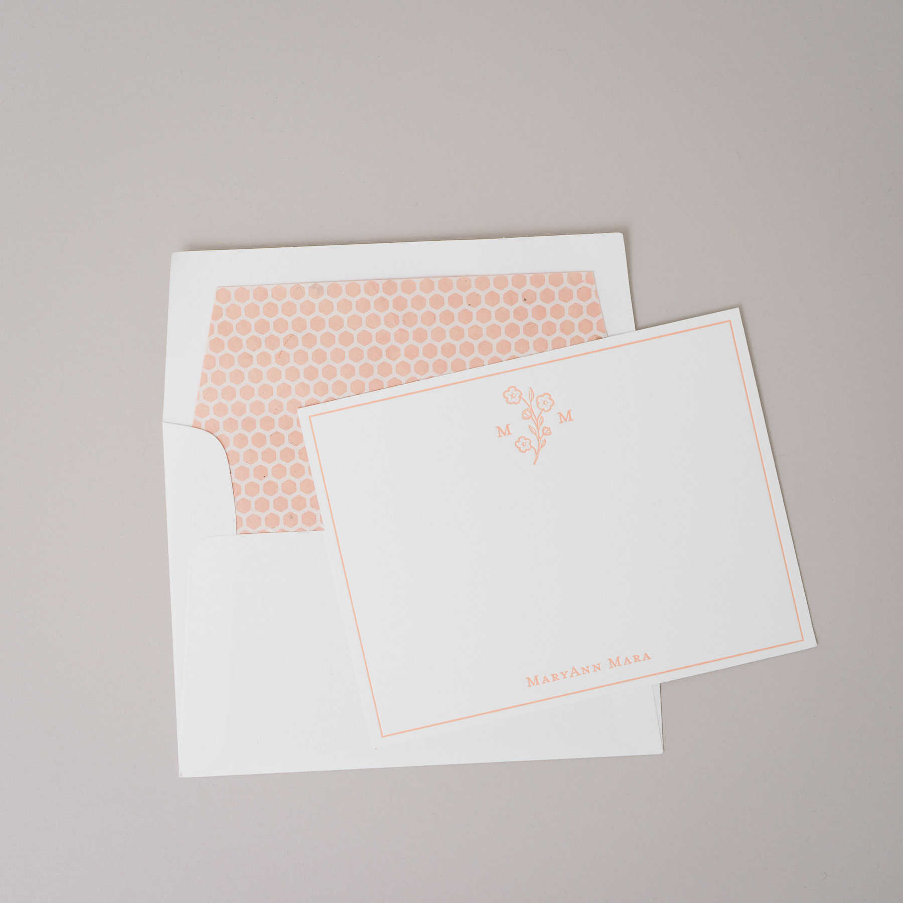 PERSONALIZED NOTE SETS