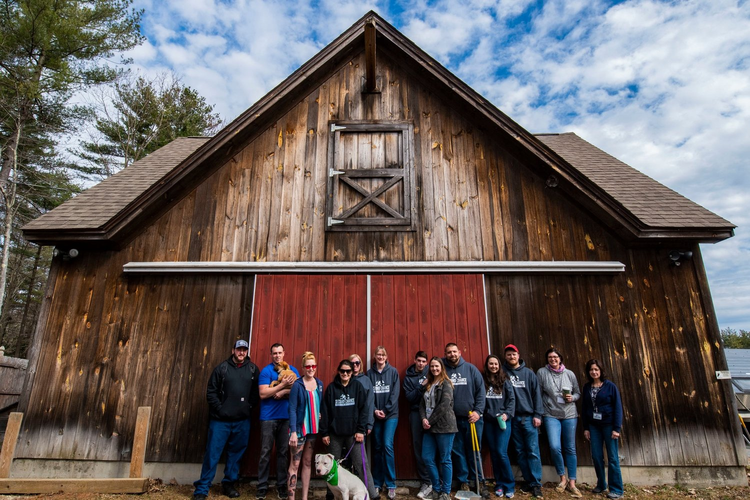 The Team — Second Chance Ranch Rescue NH
