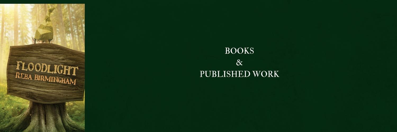 Reba birmingham publications published work books
