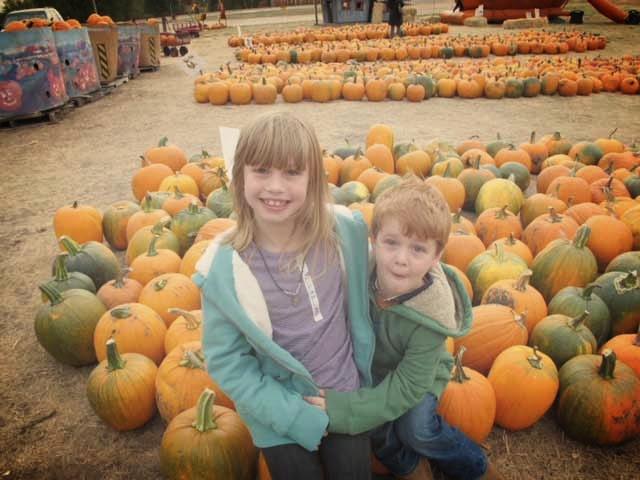 Katelynn & Ryan at Marshall's Farmers Market