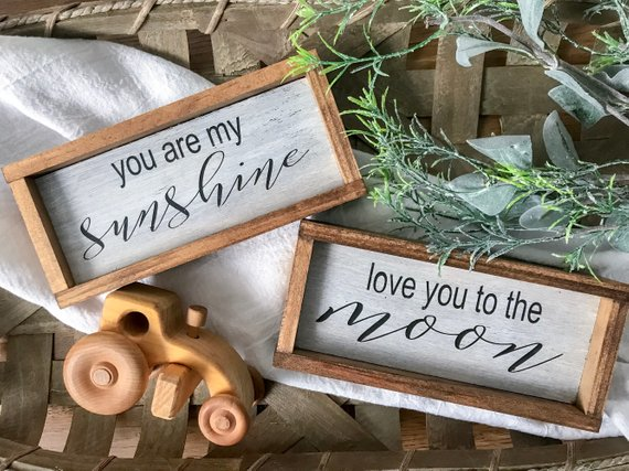 Signs by Heart and Handmade by M