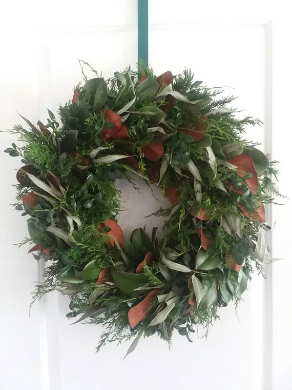 Wreath by Vintage Brick House