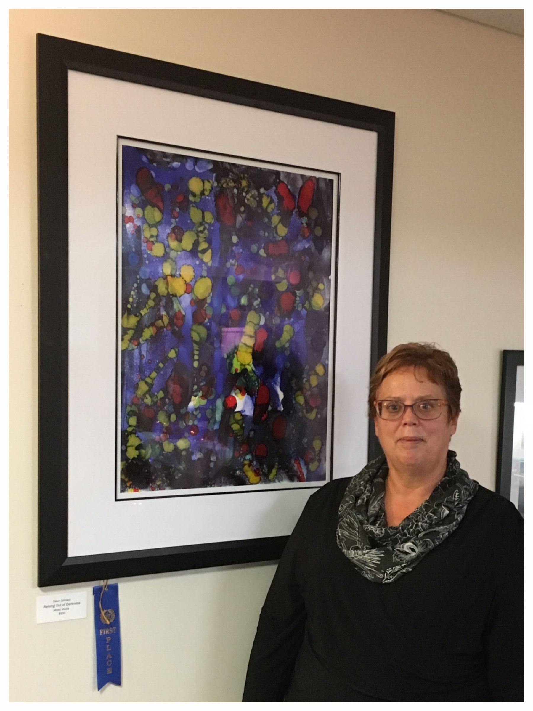 1st Place - 12th Annual Henry Rouse Juried Art Show