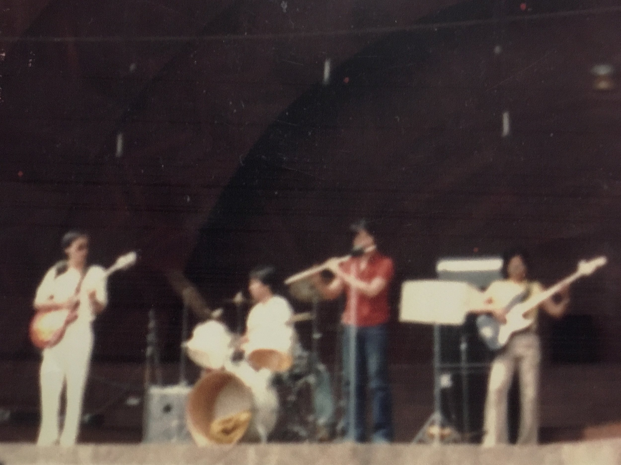 Sojourners 1982 live at Esplanade Boston