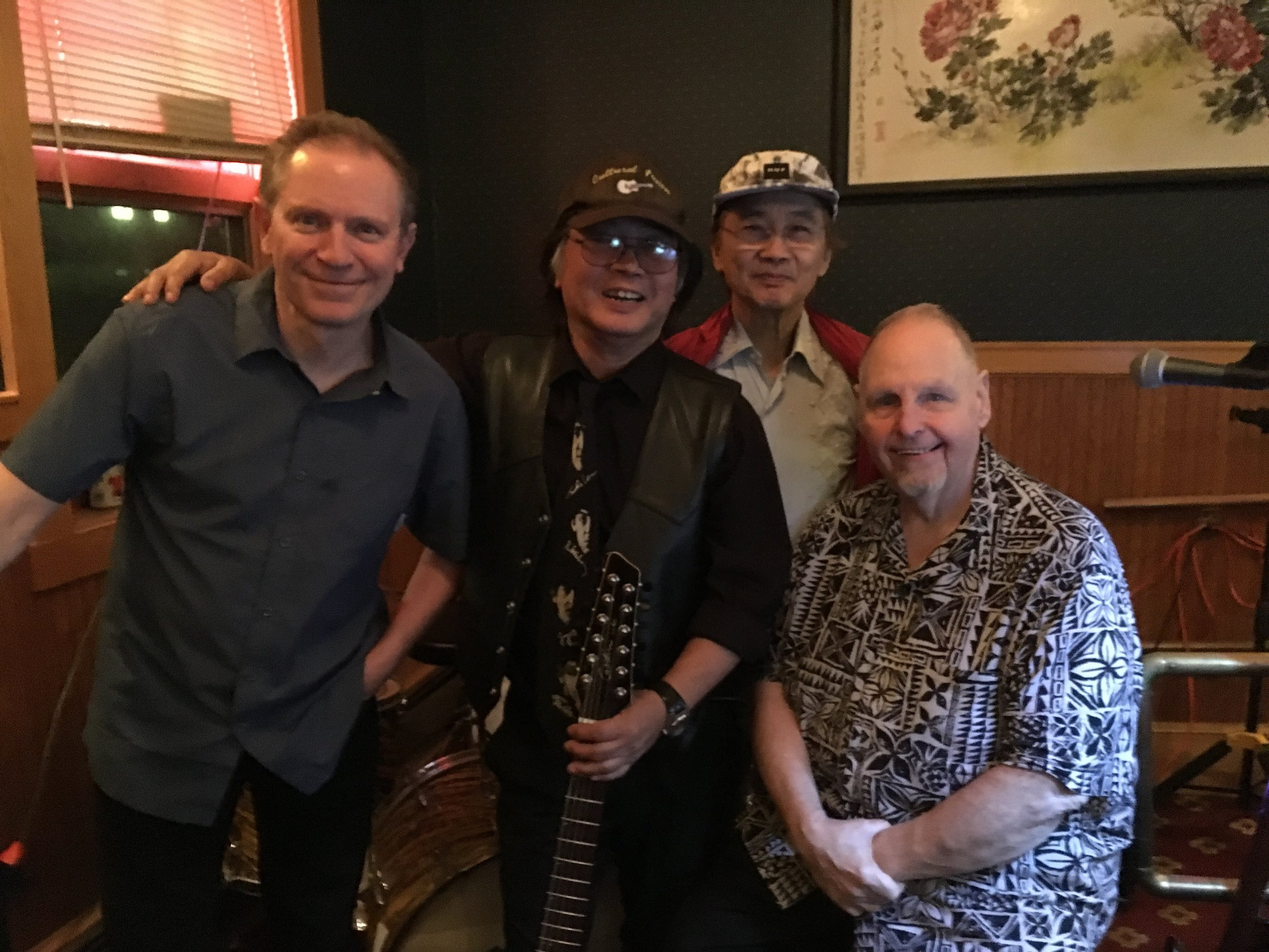 Alex Wan Group live at Yangtze in West Bridgewater MA