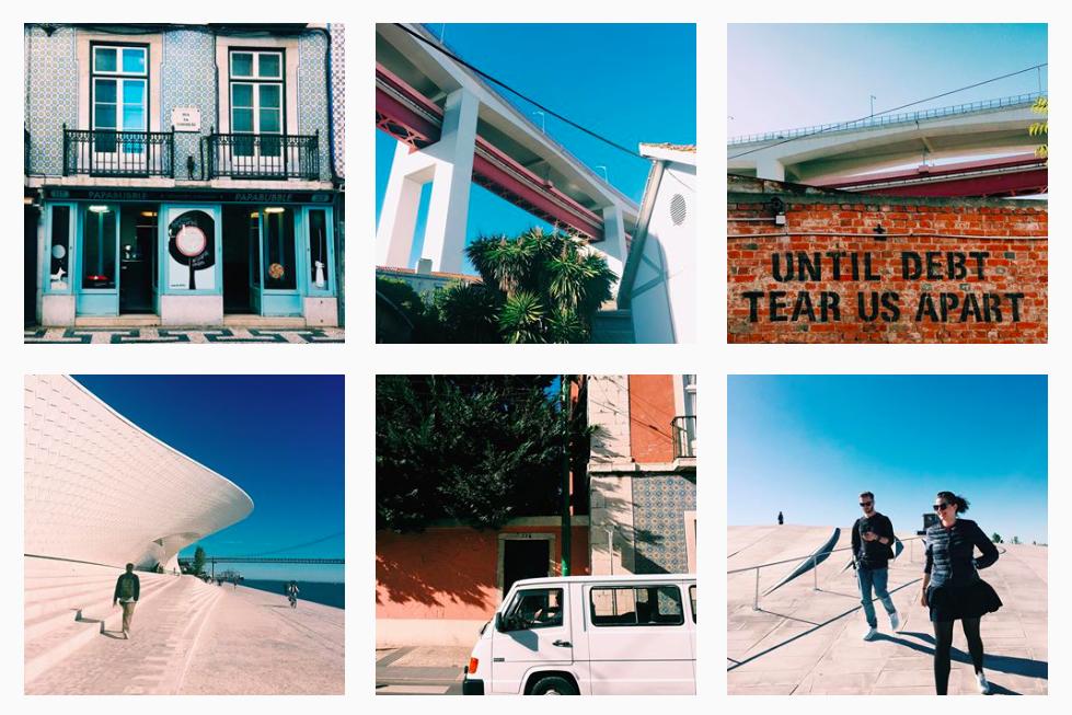 Poznámky z Lisabonu