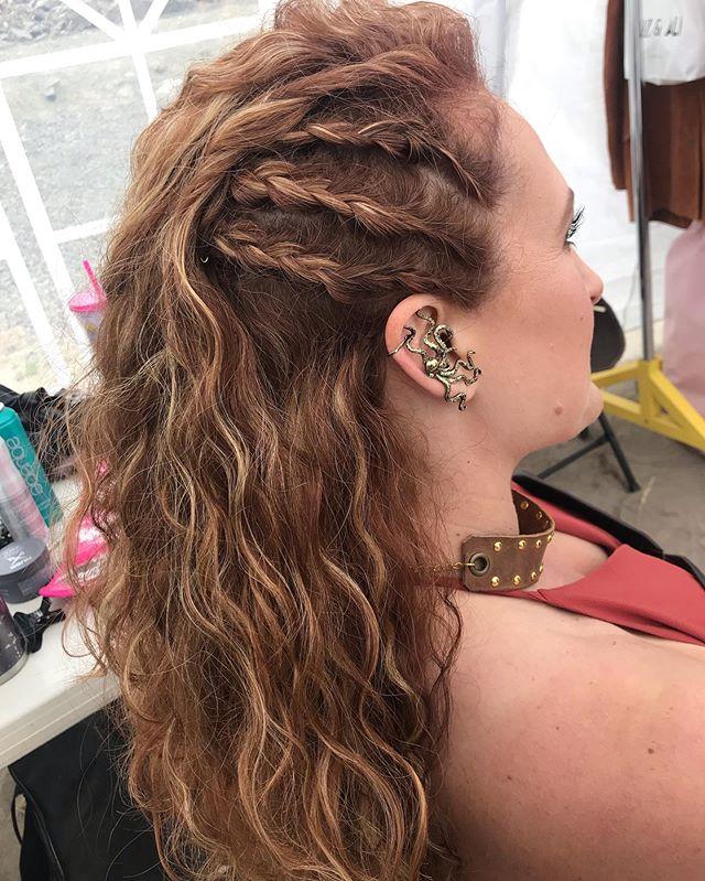 |lady pirate| • • • #thebalayagebae #beauty #hairstylist #vikinghair #piratehair #braids #braidedhairstyles #neverland #neverlandshoot #peterpanphotoshoot #celebritystylist #celebrityhairstylist #editorialstylist #editorialhairstylist #peterpanpirates #peterpan #pirates #pdxhairstylist #portland #portlandhairstylist