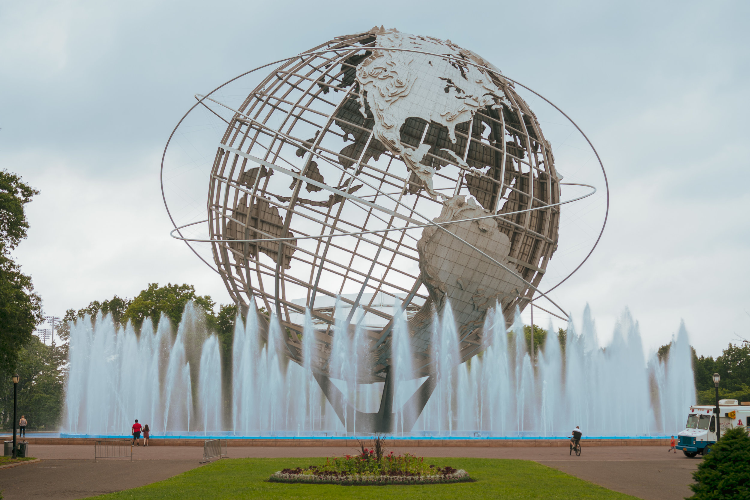Unisphere- Flushing Meadows Park, Queens