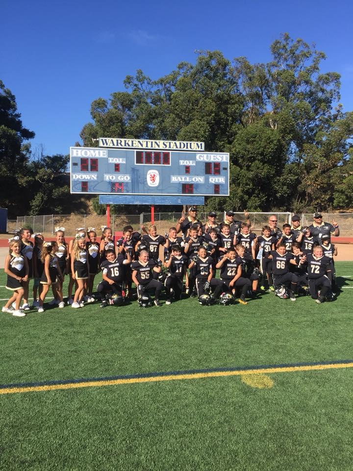 Freshman team win.jpg