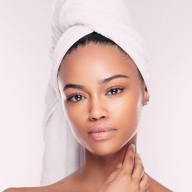 Skin done Beautifully... @makeupcraze x @eridenimages Model: @joridior