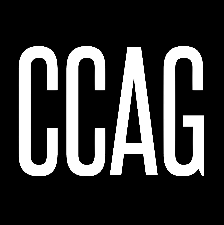 Cypress College Art Gallery logo