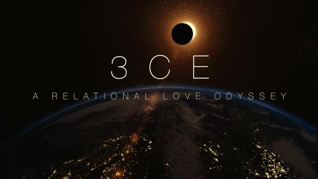 Jennifer Moon   3CE: A Relational Love Odyssey , 2015  Video, color, sound, 11 min 15 sec