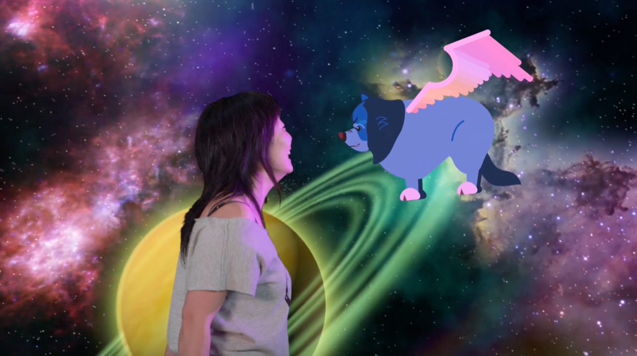 A Breach in the Realm of Beliefs , 2018  Video, color, sound, 20 min 57 sec