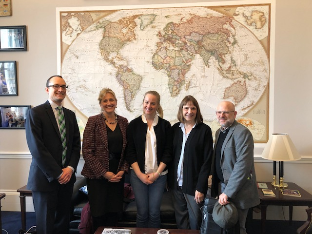 MACS 2020 Meets with Representative Tom Emmer's Office (MN-06)