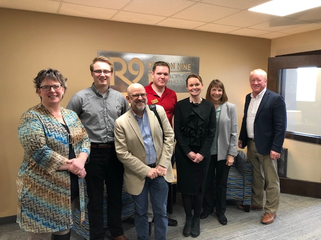 MACS 2020 Meets with Representative Jim Hagedorn's Office (MN-1) - March 2019