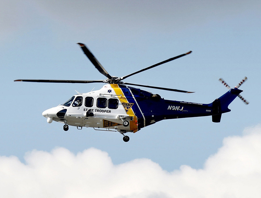 In addition to the above video of the New Jersey Forest Fire Service helicopter on Saturday, a NJSP NorthStar helicopter also landed at our show on Sunday! Thank you to  NorthSTAR Air Medical Helicopter  and the NJ State Police.
