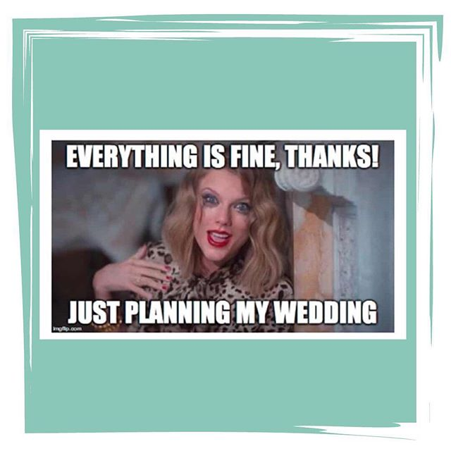 Happy Saturday - let's get to work! 👰🏼☕️ Stop stressing & get The Simple Guide to Planning Your Wedding - bit.ly/startplanningnow #weddingplanning #weddinginspo #imengaged #isaidyes #weddingseason #shreddingforthewedding