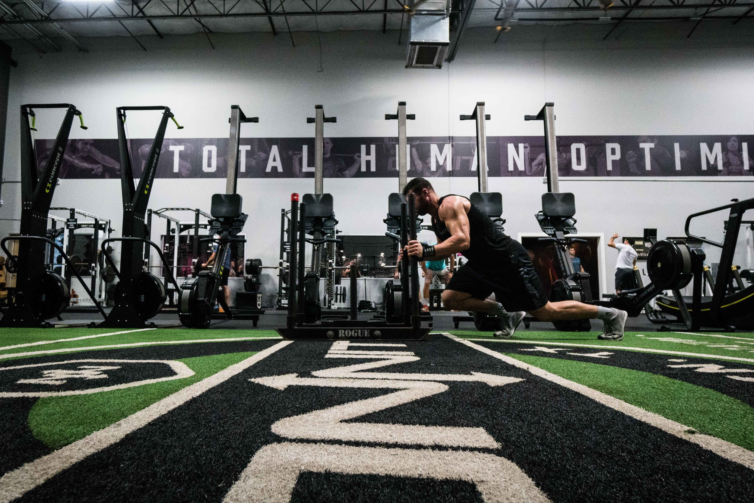Fitness photography for Onnit Trainer Tyler Vickery
