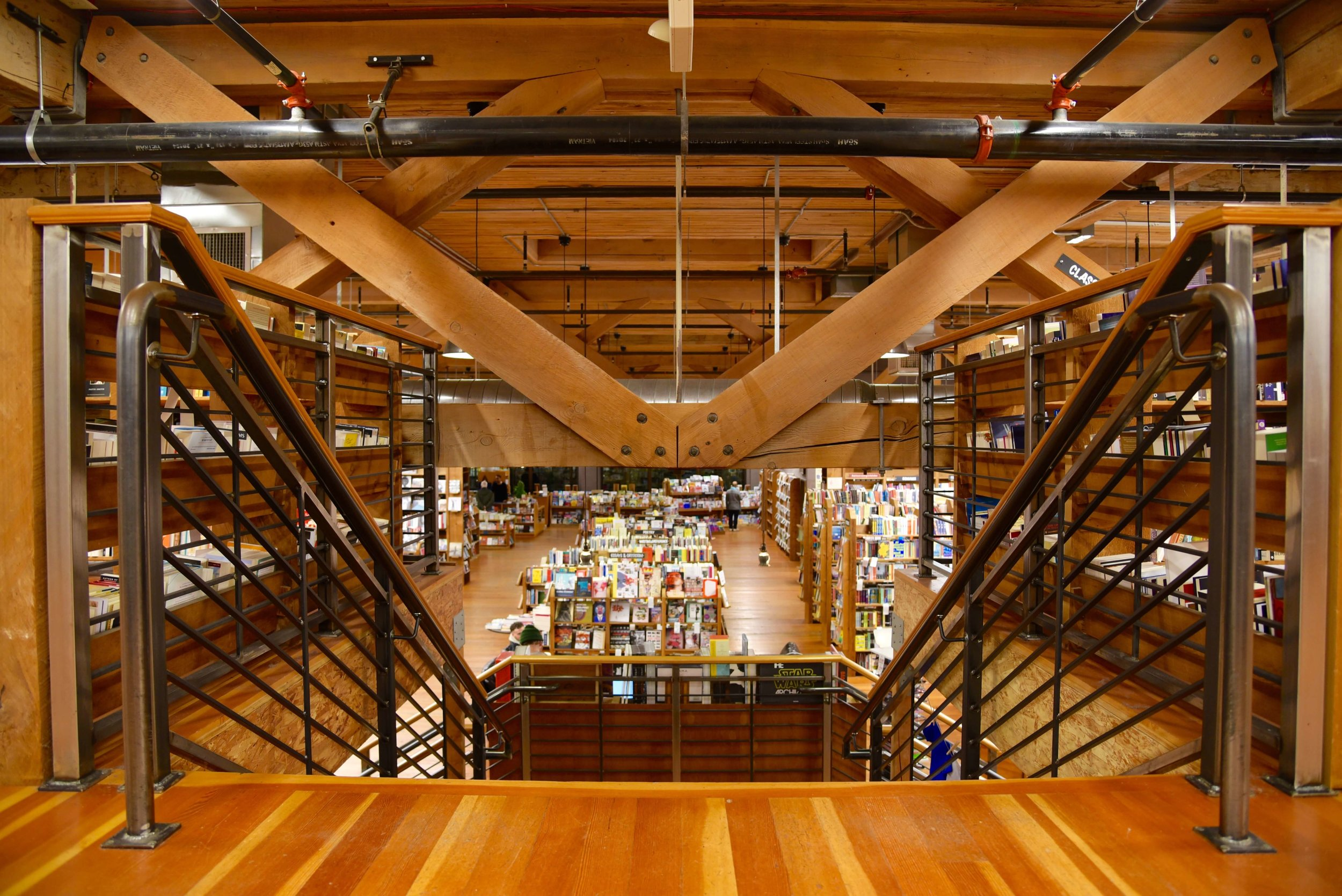 Seattle S Best Bookstore The Elliot Bay Book Company Ramble State
