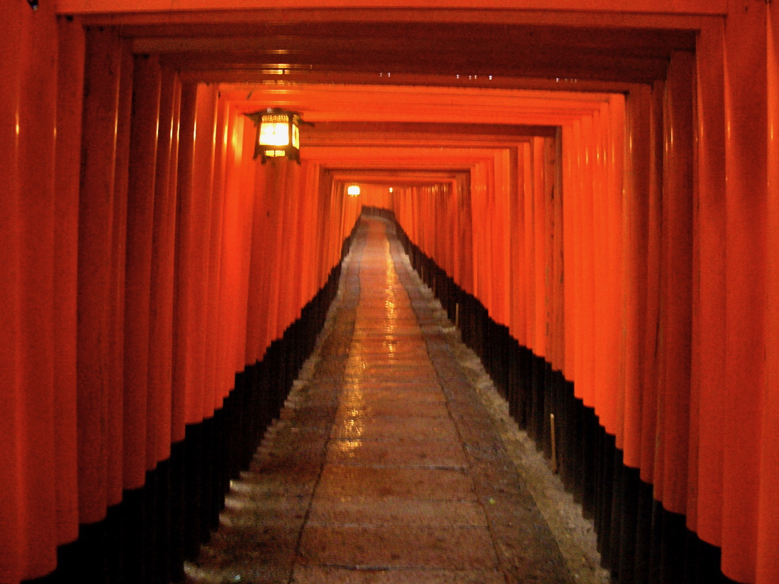 Fushimi Inari Shrine (Kyoto, Japan)