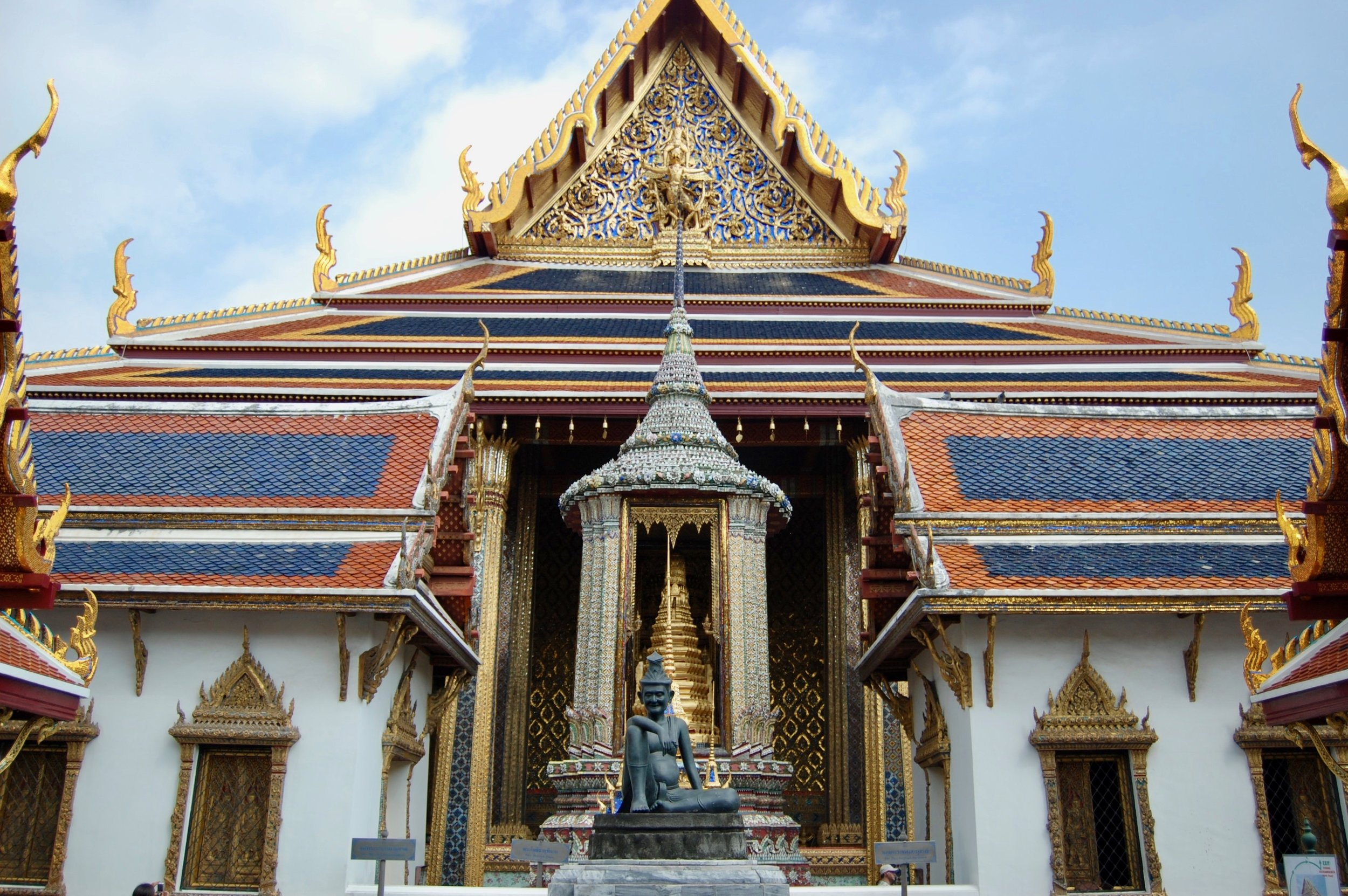 Thai Royal Palace (Bangkok, Thailand)