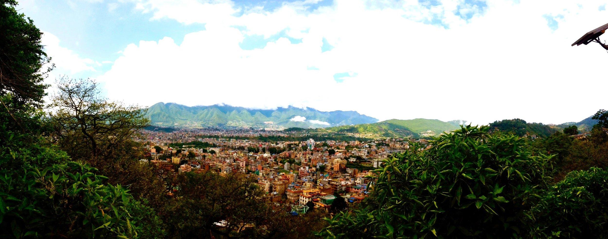 The Kathmandu Valley (Kathmandu, Nepal)