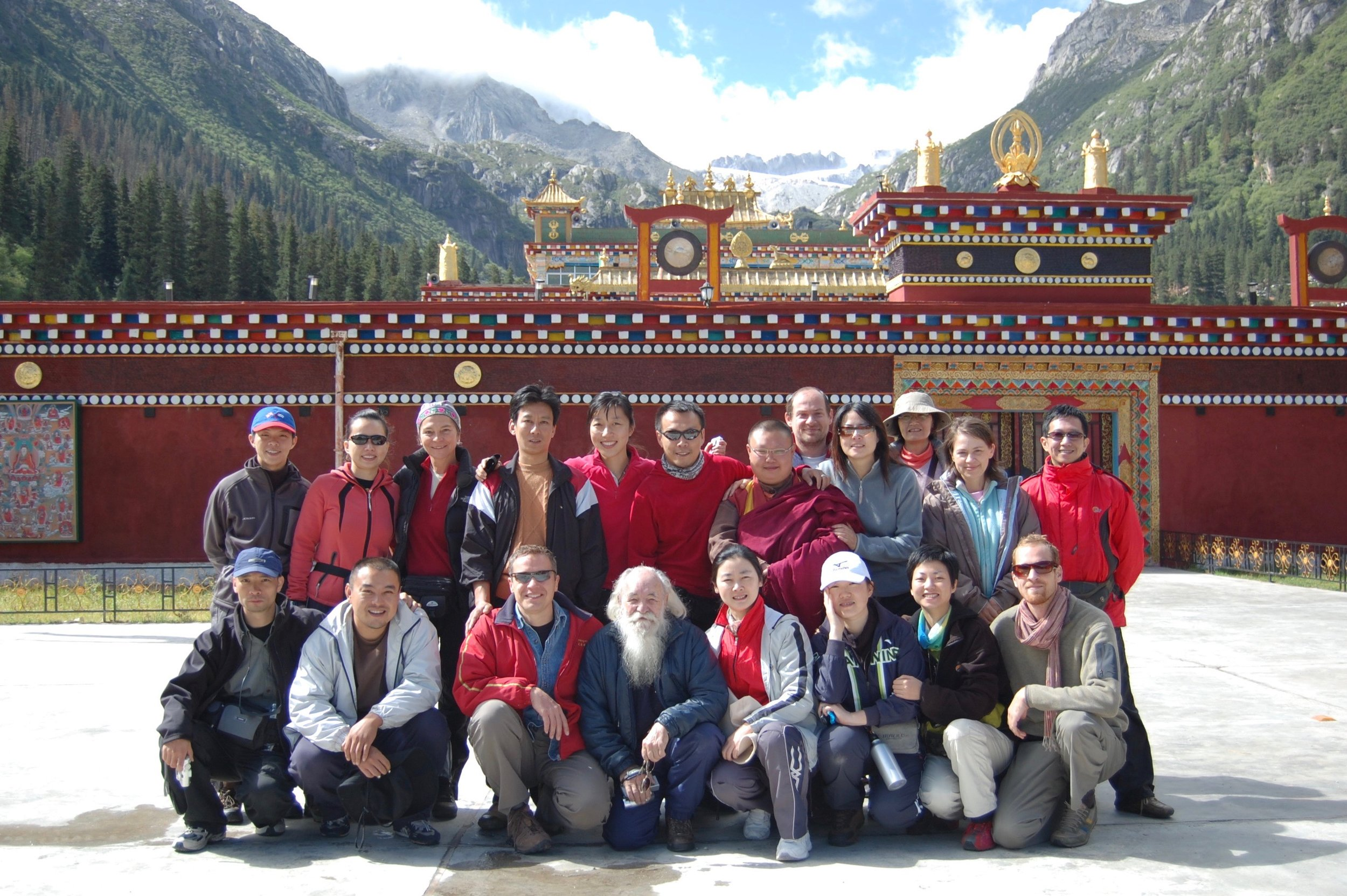 Dorje Volunteer Medical Mission, August 2007 (Dzogchen Monastery, Kham)