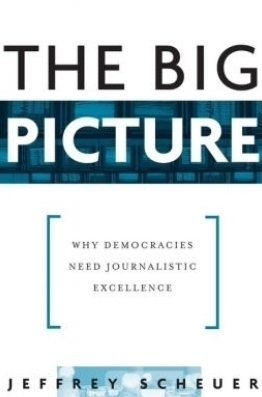 Lively and provocative … a sharp, accessible, often funny book … suitable for scholars and graduate students alike.   - M. Feldstein, Journalism